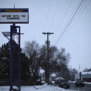 on January 5, 2016 in Burns, Oregon.