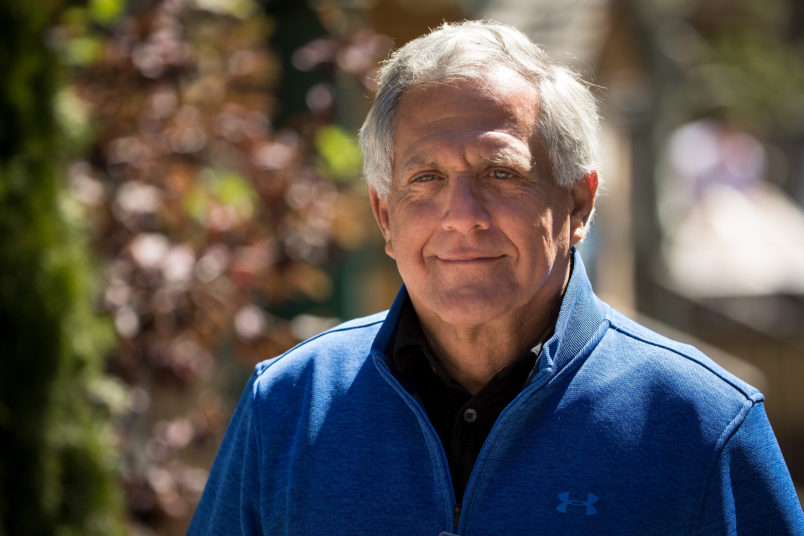 CBS investigates allegations of misconduct against CEO Leslie Moonves