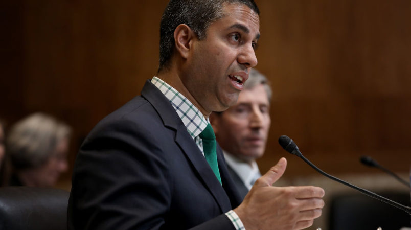FCC chair expresses 'serious concerns' about Sinclair's bid for Tribune