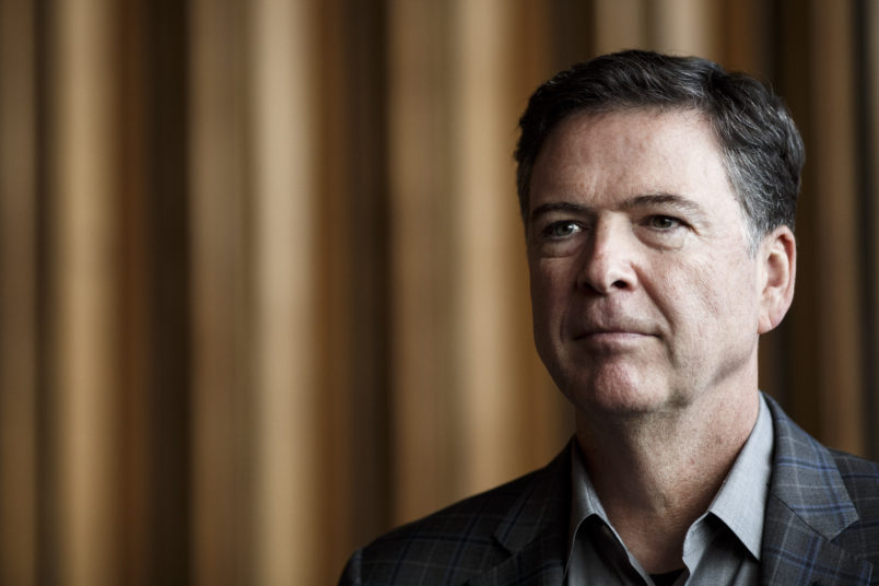 James Comey Files Petition Challenging House GOP Subpoena