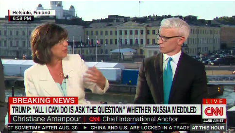 talkingpointsmemo.com - Nicole Lafond - Anderson Cooper: Trump Presser 'One Of The Most Disgraceful' I've Ever Seen