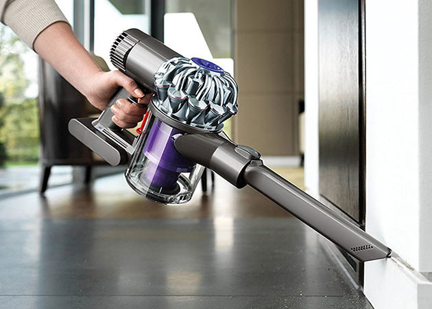 The V6 puts Dyson's world-renowned cyclonic power into a lightweight, handheld vacuum that keeps your home spotless.