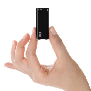 The Uqique USB Recorder With Playback lets you capture audio, play music and more for up to 10 hours.