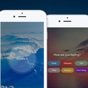 Aura Premium uses groundbreaking AI to provide tailored mindfulness sessions.