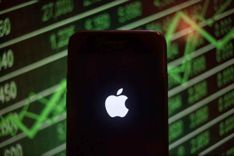 Apple has become the world's first trillion dollar company