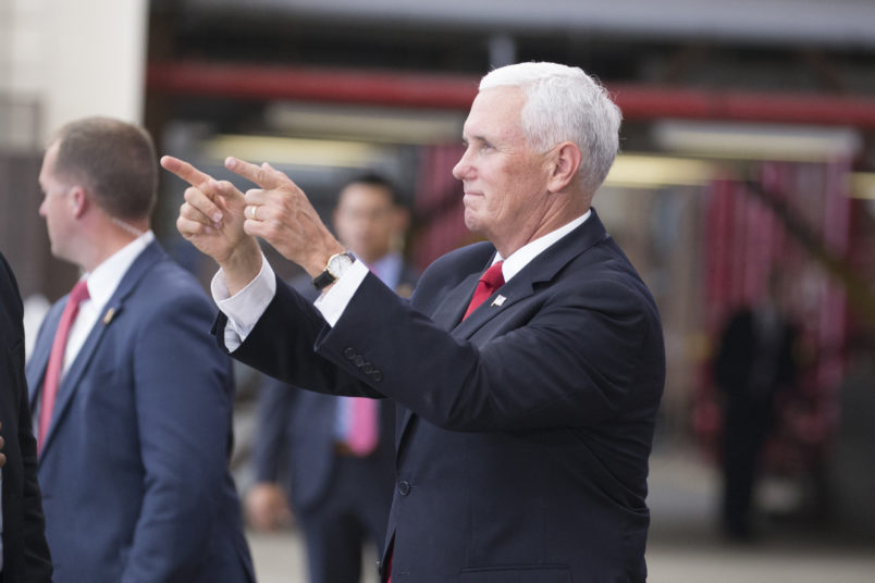 Takeaways From the Pence 'Space Force' Sales Pitch