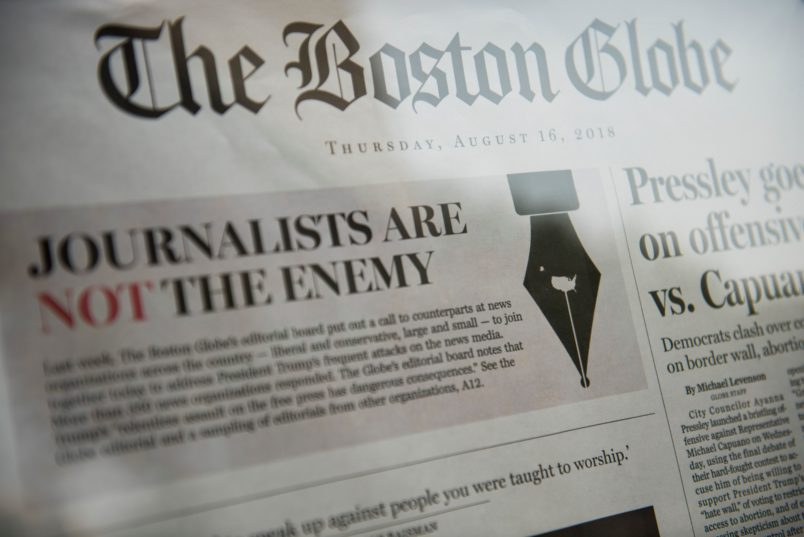 Robert D. Chain Photos: Full Story Of Man Who Threatened Boston Globe