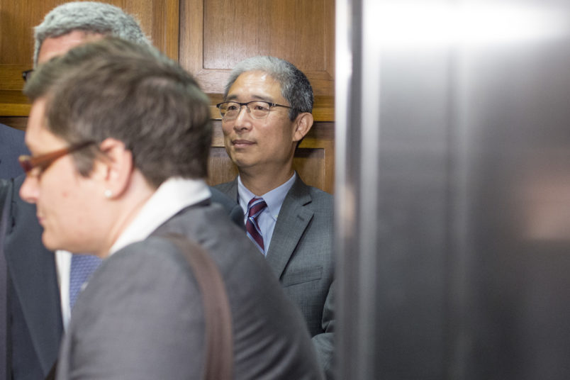 Ohr Kept Mueller's 'Pit Bull' Weissmann 'in the Loop' on Dirty-Dossier