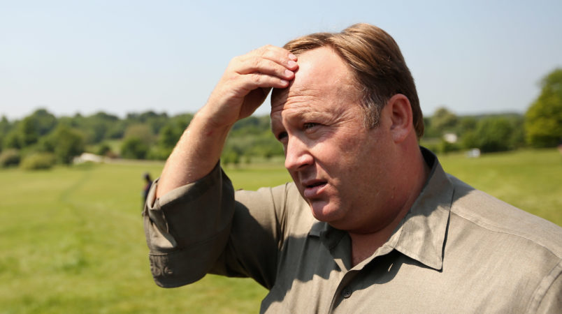 Sandy Hook families sue conspiracy theorist Alex Jones for defamation