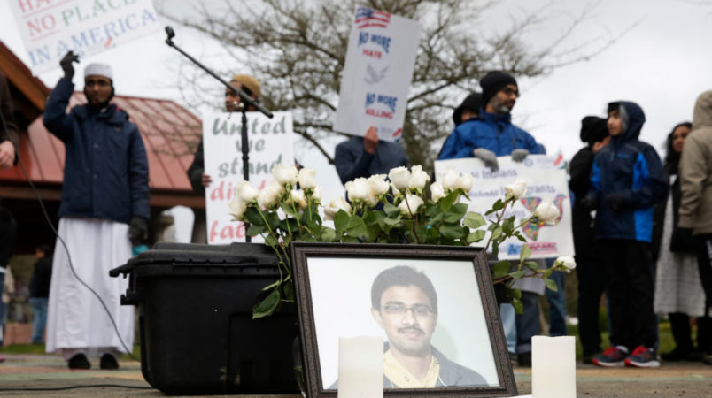 Indian techie Srinivas Kuchibhotla's killer sentenced to life in US