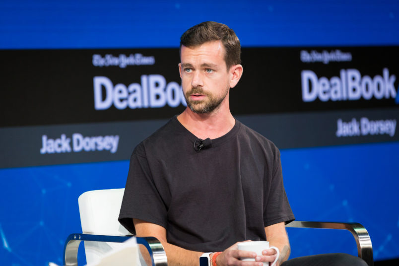 Twitter CEO Jack Dorsey makes stunning admission about 'left-leaning' bias