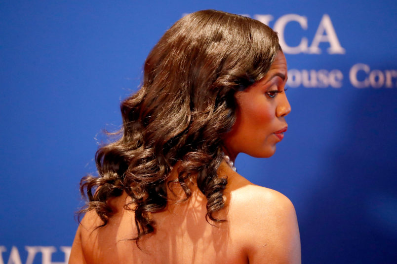 In book, Omarosa says Trump is a bigot, behaved 'like a dog'