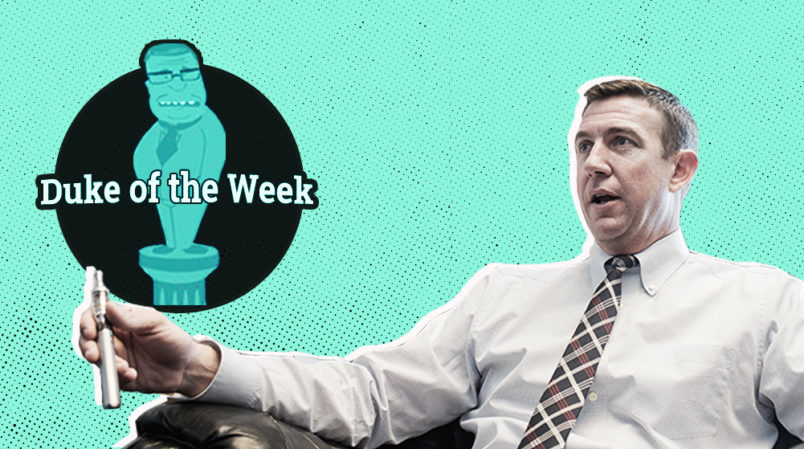 'Nothing illegal about being poor': Duncan Hunter maintains innocence