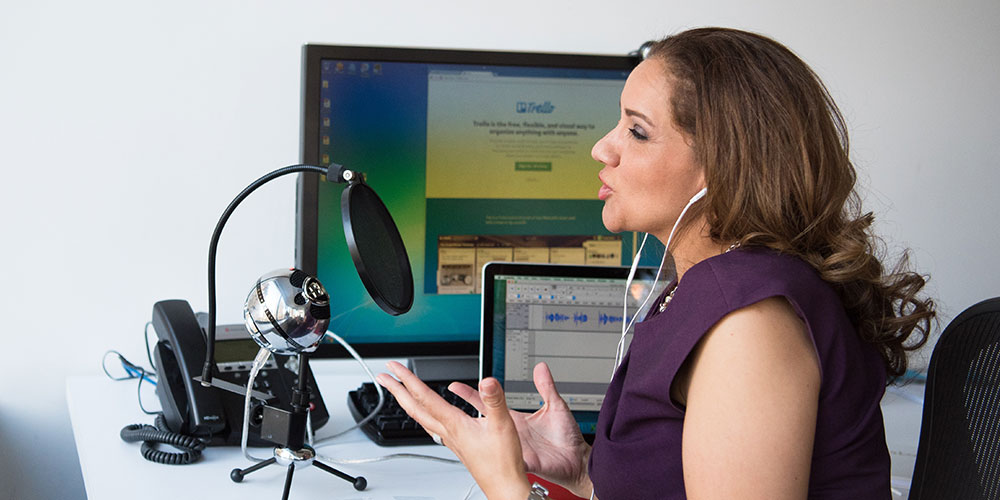 The How To Start A Podcast Bundle will help you ride the money-making wave of podcasting.