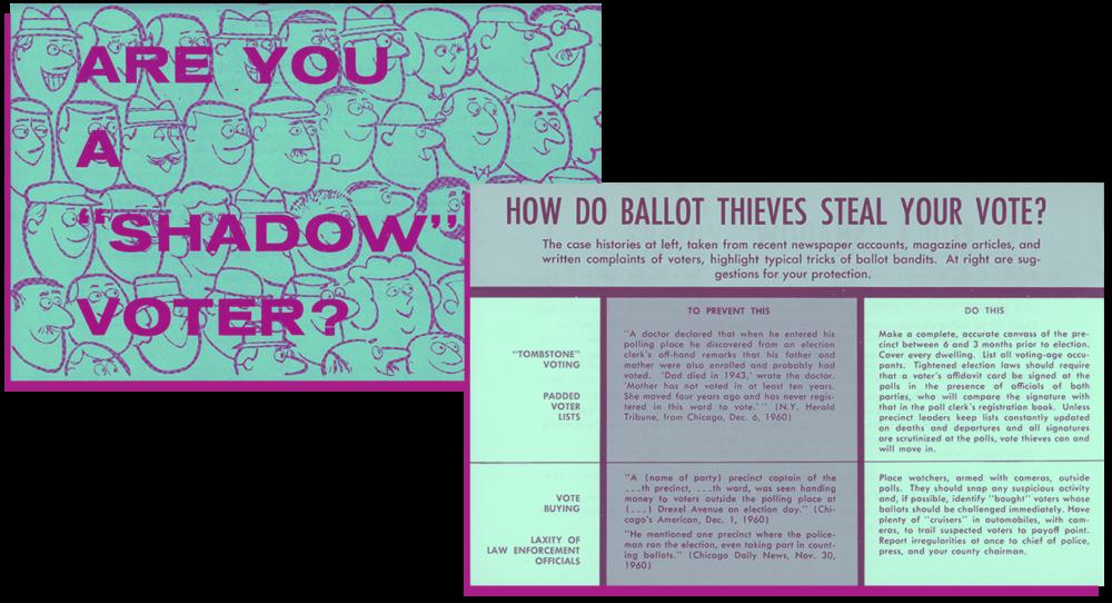True the vote volunteers intimidating voters id philippines