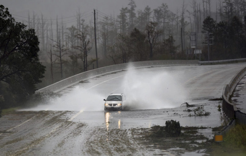 Tornadoes in North Carolina as death toll rises to 20