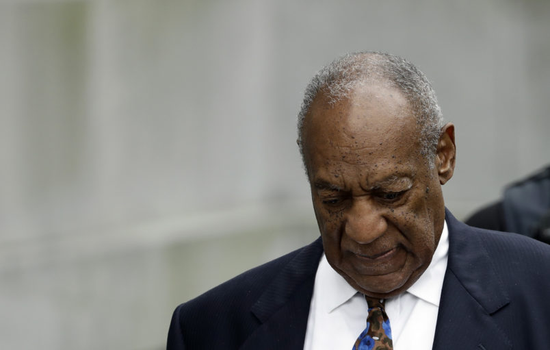 Bill Cosby sentenced to no less than three years in prison