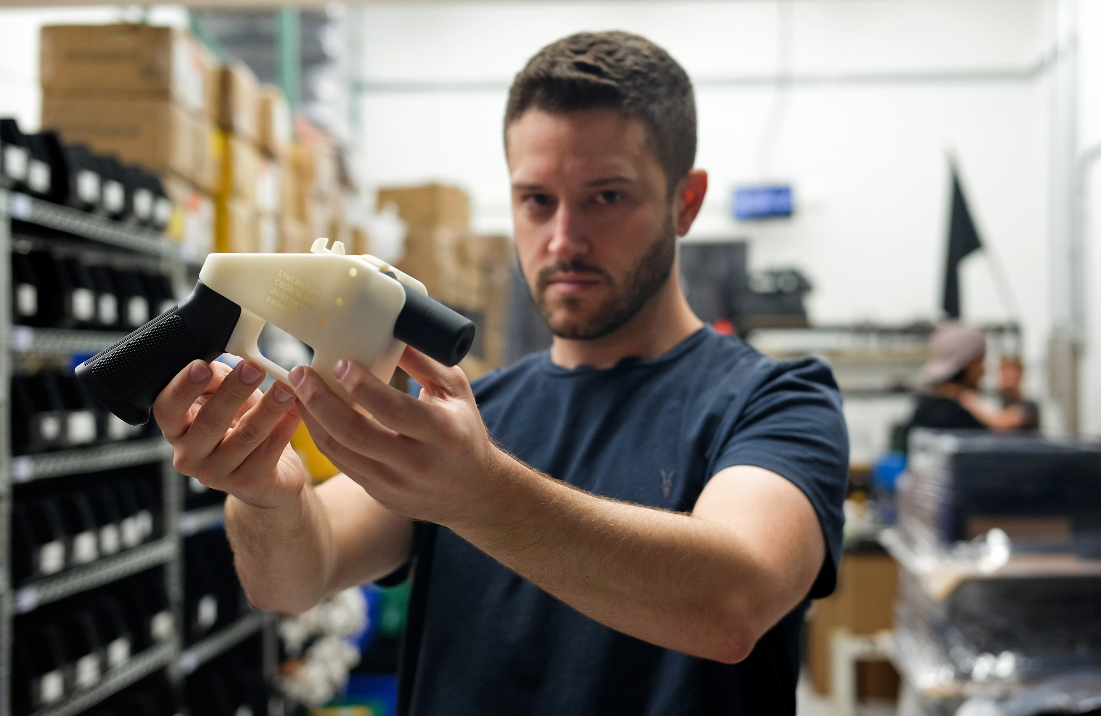 talkingpointsmemo.com - Allegra Kirkland - Founder Of 3D-Printed Gun Company Charged With Sexual Assault Of Child