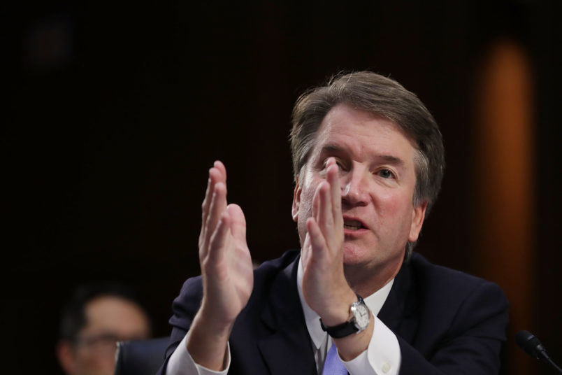 Second Kavanaugh accuser never contacted lawmakers; Grassley evaluating the claims