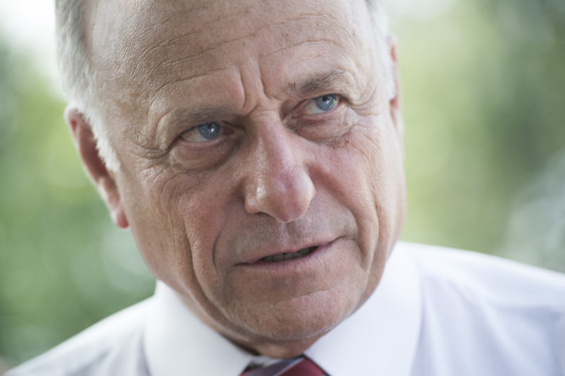 Intel drops financial support for Congressman Steve King amid white supremacist endorsement