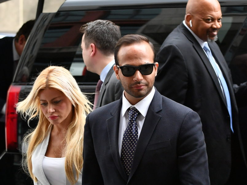 Former Trump campaign adviser sentenced to 14 days in prison
