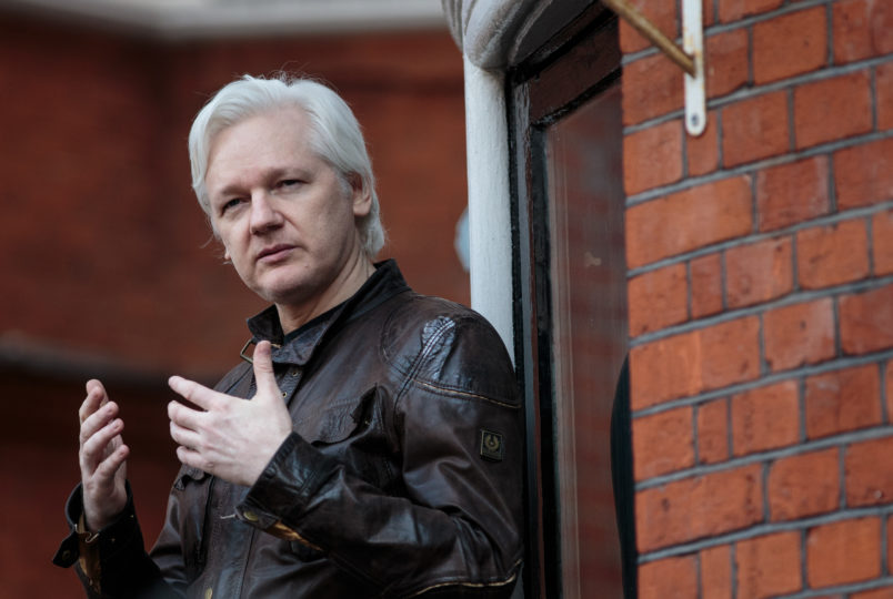 Ecuador tried to give Assange Russia post