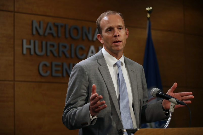 White House to Replace FEMA's Brock Long Amid Hurricane Florence