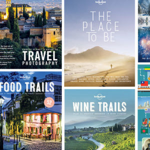 Lonely Planet is the top publisher of travel guides in the world, and you can get 24 of their top guide books right now for one low price.