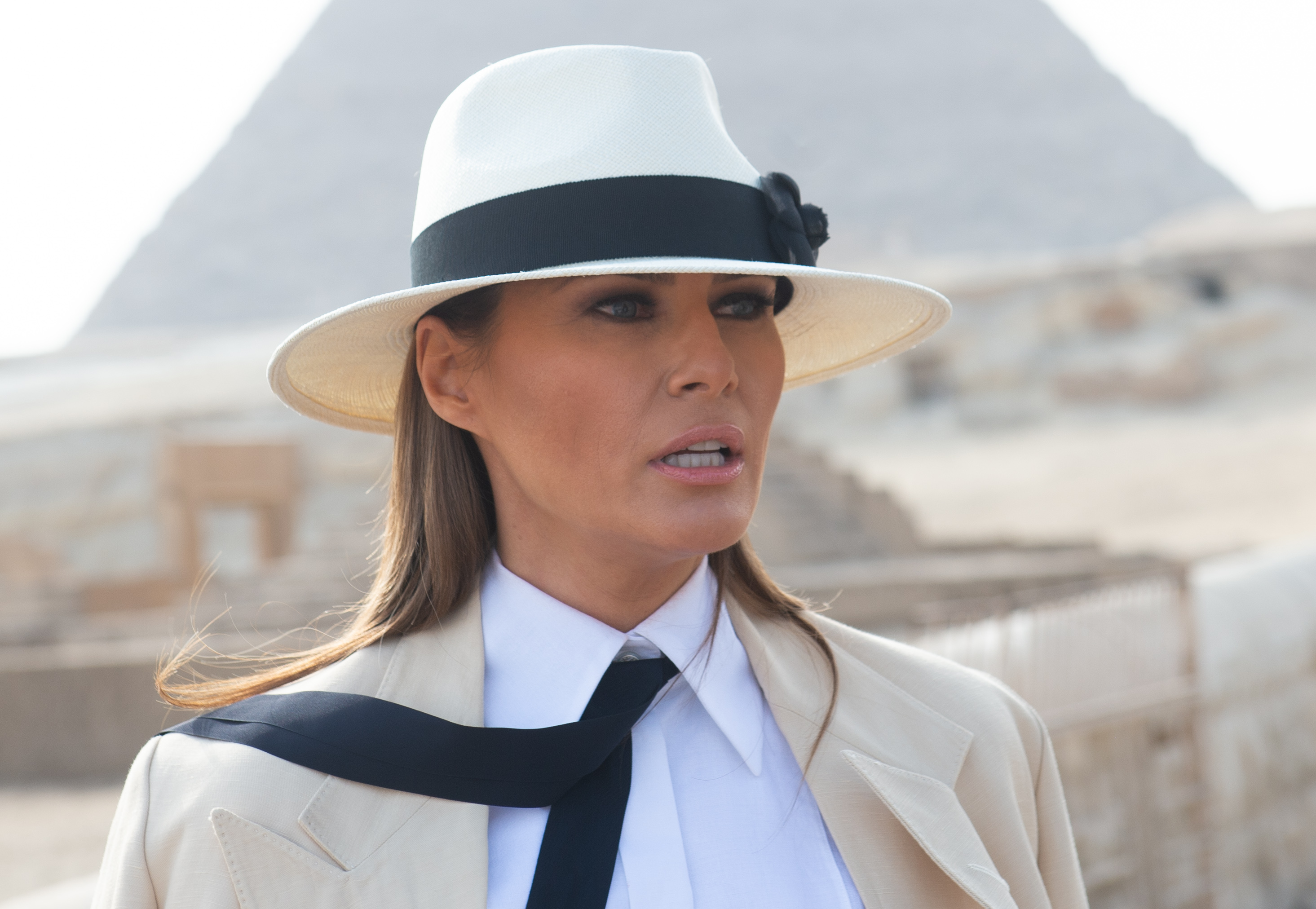 Melania Trump: 'I Could Say I'm The Most Bullied Person In The World' – ...