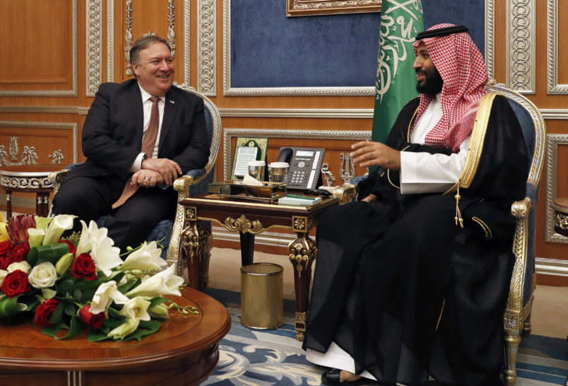 US Secretary of State Mike Pompeo arrives in Turkey for Khashoggi talks
