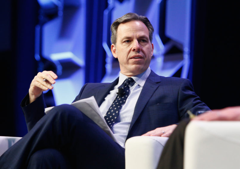 attends CNN's Jake Tapper in conversation with Bernie Sanders during SXSW at Austin Convention Center on March 9, 2018 in Austin, Texas.