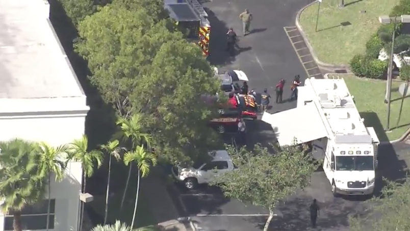 Dem Rep. Debbie Wasserman Schultz FL Office Evacuated Over Suspicious Package