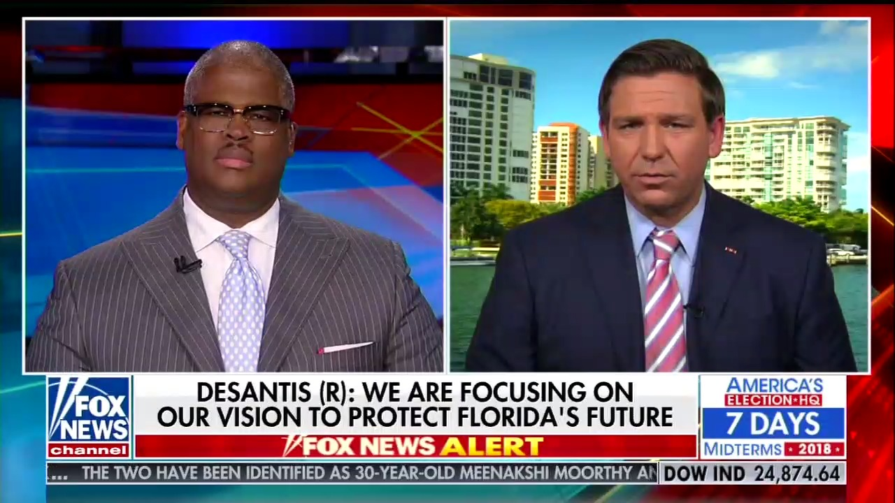 Fox Host Suggests Trump Can't Go Into Black Communities ... |Your World With Neil Cavuto 2005