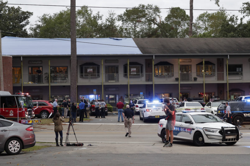 Florida physician killed in Tallahassee yoga studio shooting