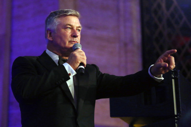 Alec Baldwin Arrested for Allegedly Punching Man Over a Parking Space