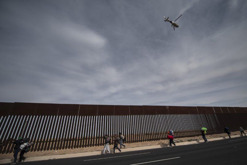 U.S. Troops at Southwest Border Coming Home as Migrants Arrive