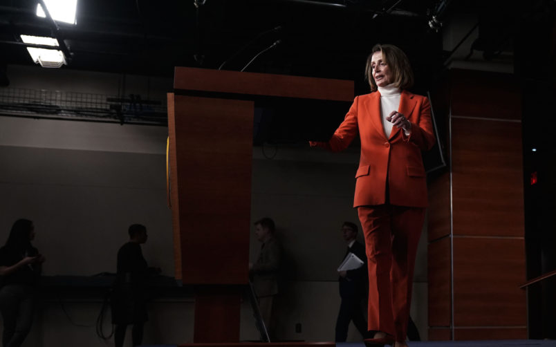 Anti-Pelosi Democrats Sign Letter Committing to Voting Against Her for Speaker
