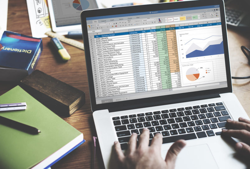 The Microsoft Excel Diploma Masterclass will have you crafting formulas and Pivot tables in no time.