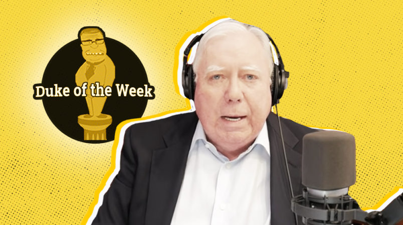 MUELLER'S MISSION: Jerome Corsi Files 'CRIMINAL COMPLAINT' Against Mueller for Seeking 'False Testimony'