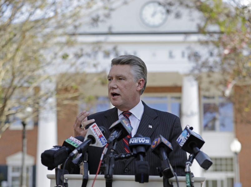 Here's what we know about the unresolved House race in North Carolina