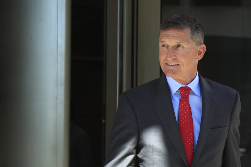 Flynn pushed to share nuclear tech with Saudis