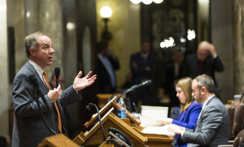 Key Takeaways From The Wisconsin Legislature's Extraordinary Session