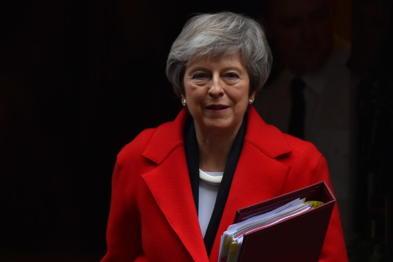 Brexit: Theresa May withdraws major vote from parliament at 11th hour