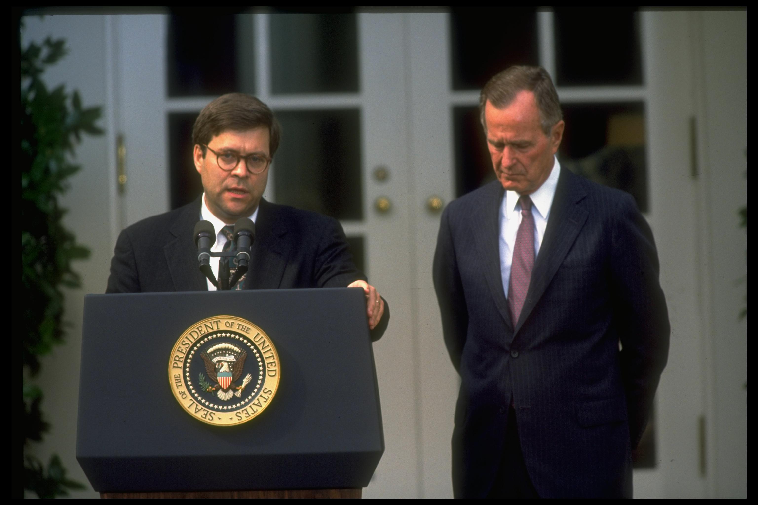 Image result for bill barr