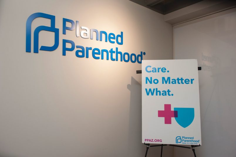 SCOTUS Gave Planned Parenthood A Victory Today Thanks To Justices Roberts & Kavanaugh