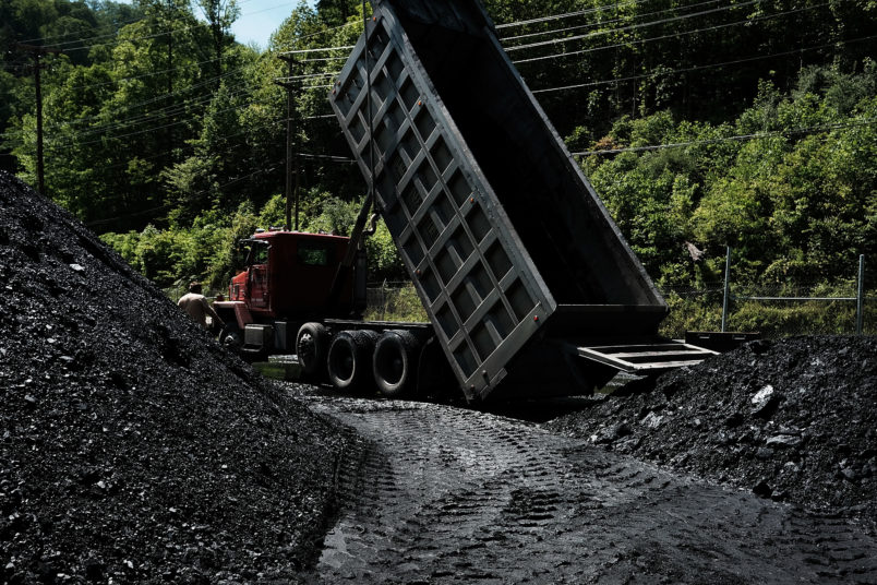 EPA says 'not necessary' for coal plants to comply with mercury limits