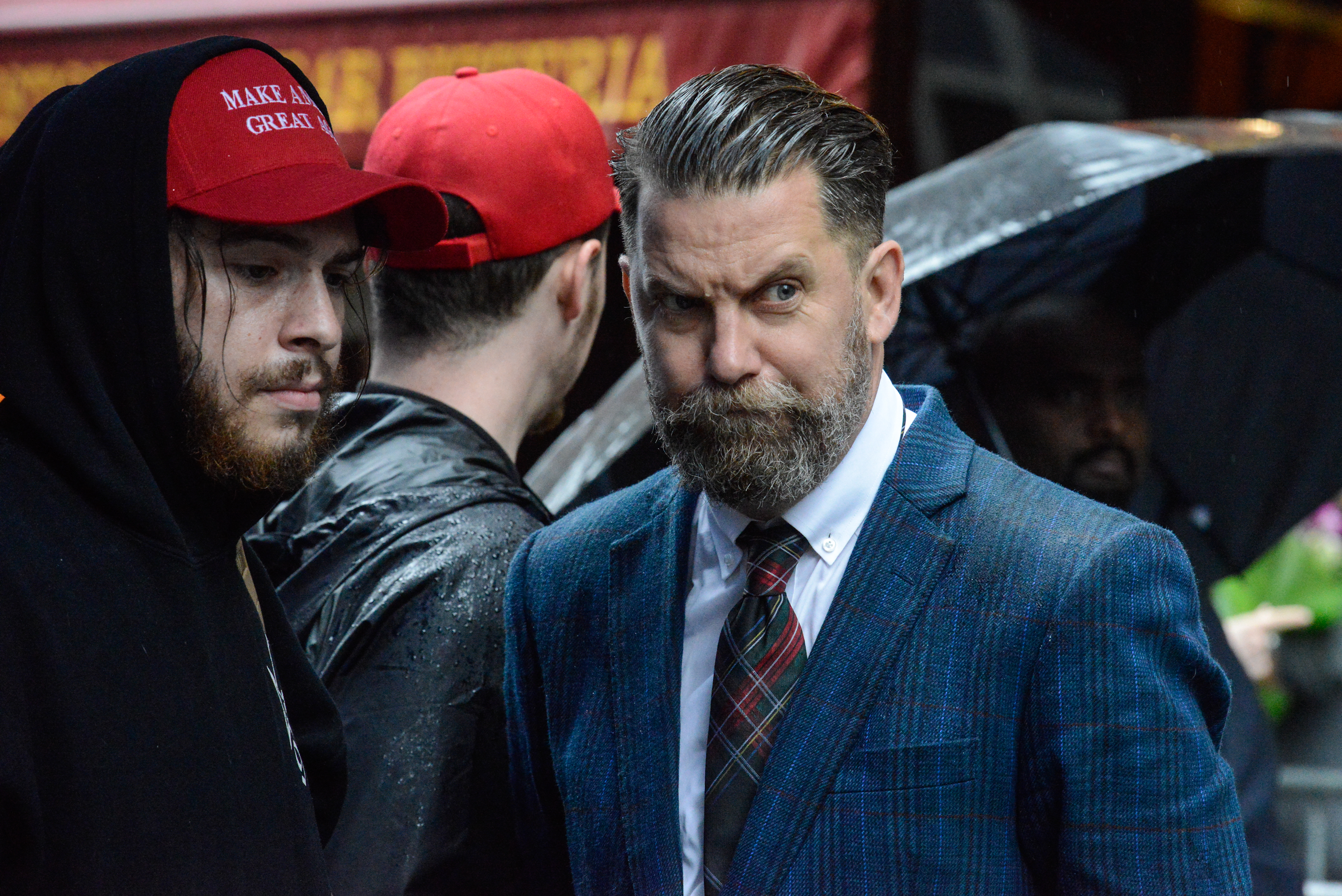 Bad Week For Gavin McInnes: YouTube Account Deleted, Show Cancelled