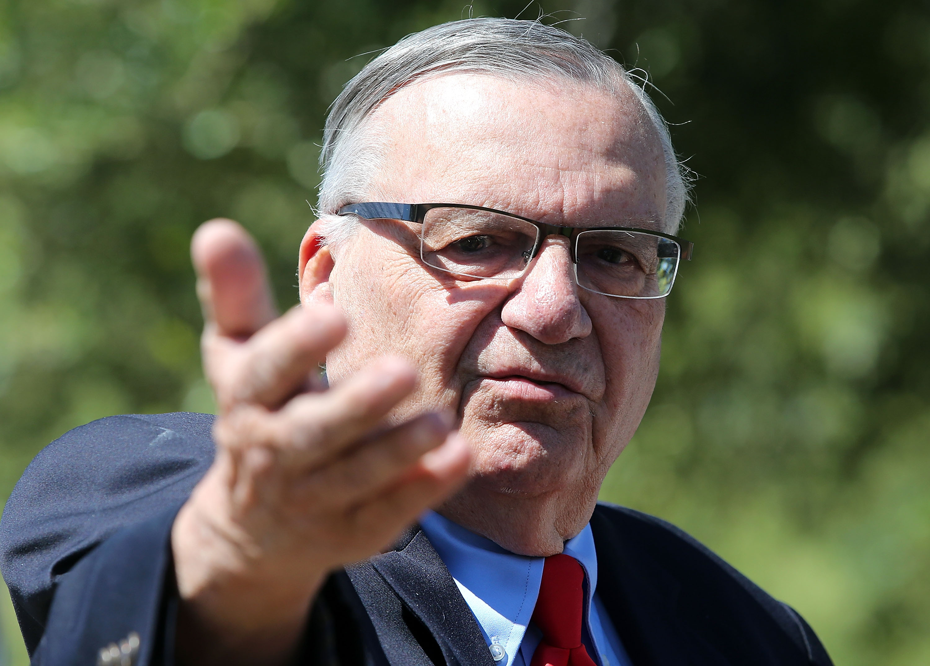 Arpaio Sues CNN, Rolling Stone, HuffPost For Coverage Of Contempt Conviction