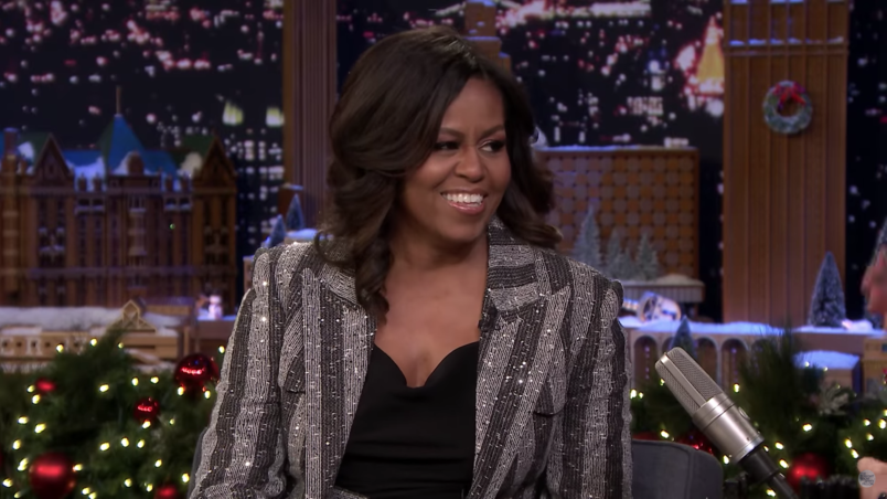 Michelle Obama on leaving Trump's inauguration: 'Bye, Felicia'