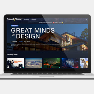 A two-year subscription to CuriosityStream is ideal for that friend or family member who loves to explore science, technology, nature, and more.